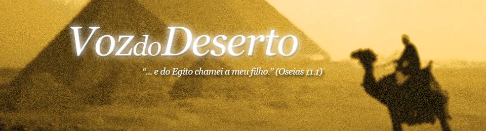 Voz do Deserto
